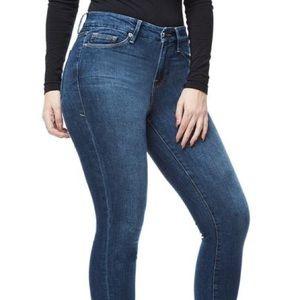 Good American Good Legs Medium Wash Jeans